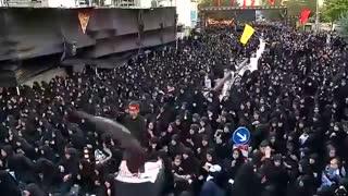 حاج محمود کریمی - شب هشتم - محرم 96 - بخش 2