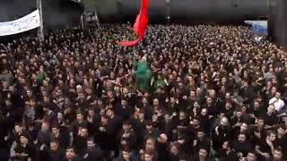 حاج محمود کریمی - شب هشتم - محرم 96 - بخش 5