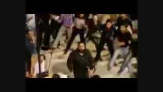 نوحه خوانی رضا صادقی در بندرعباس