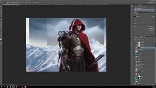 آموزش تکنیک های خلاقانه و ترکیب تصاویر در فتوشاپ