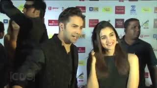 Alia and varun dhawan