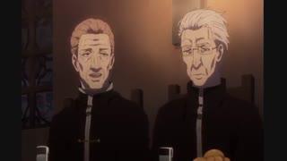 انیمه Vatican Kiseki Chousakan قسمت 1 با سافت ساب فارسی