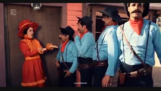 فیلم سینمایی کمدی (بازگشت لوک خوش شانس) ۱۳۹۲