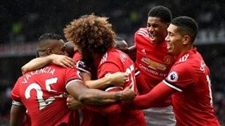 خلاصه بازی منچستر یونایتد 4 -0  کریستال پالاس