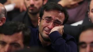 گزیده سومین شب عزاداری ایام محرم در حسینیه امام خمینی
