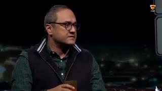مصاحبه دیدنی رامبد جوان و محمد بحرانی در برنامه 35 فریدون جیرانی