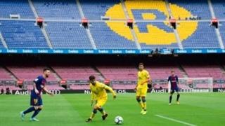 خلاصه بازی بارسلونا 3-0 لاس پالماس