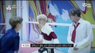 پشت صحنه باحال موزیک ویدیو DNA از BTS عالیهههه