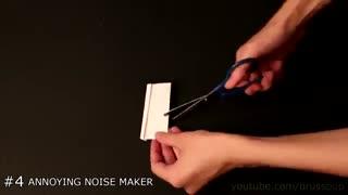 10 ترفند جالب با کاغذ