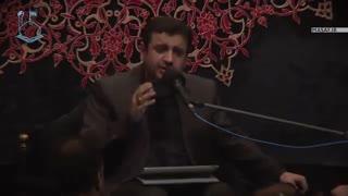 روضه خوانی استاد رائفی پور | حضرت علی اصغر (ع)