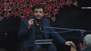 روضه خوانی استاد رائفی پور | شهادت امام حسین(ع)