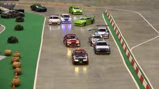 مسابقه ماشین های کنترلی آنرود دریفت