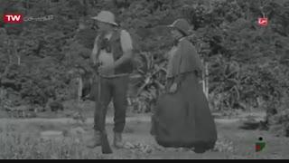 فیلم کوتاهِ صامت با بازی نگار جواهریان و رامبد جوان