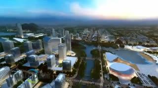 طراحی شهری Qingyuan-China