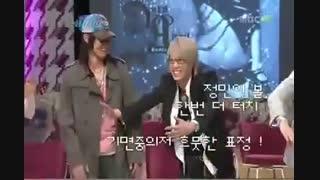 «SS501 HyunMin cut in Star Real Life»