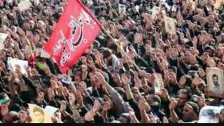 کلیپ وداع با شهید بی سرمدافع حرم محسن حججی