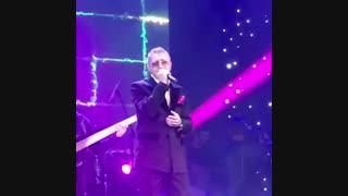 اجرای آهنگ«سلام»فریدون آسرایی/کنسرت تهران-9 دیماه95