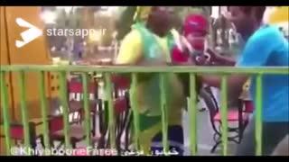 تعریف بامزه از آبادان با یه رقص برزیلی آبادانی