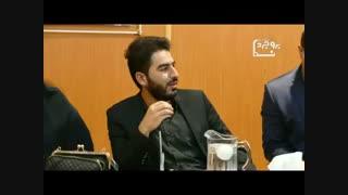 154-بیانات دکتر علی روزبهانی رئیس کمیسیون ماده 100 درصحن علنی شورای شهر بروجرد مورخ 180796-1