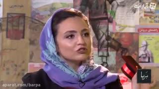 گفتگوی غیر منتظره با گلاره عباسی/ماجرای فصل سوم سریال شهرزاد