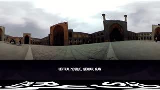 مسجد جامع اصفهان، اصفهان