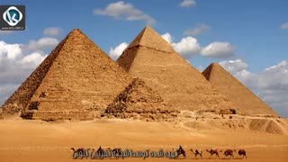 ویدیو حقایق جالب و باورنکردنی اهرام مصر