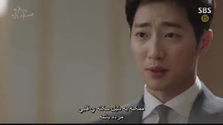 قسمت 12 سریال کره ای وقتی تو خواب بودی با زیرنویس چسبیده