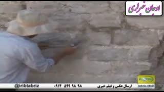 آغاز کاوش برای احیای شهرتاریخی اوجان بستان آباد