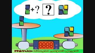 آموزش مساوی در ریاضی / مفید برای دانش آموزان اول ابتدایی