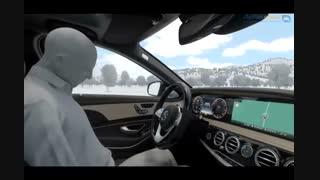 سیستم امنیتی فوق العاده برای مراقبت از راننده
