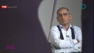 مناظره  جنجالی با حضور عبدالحسین خسرو پناه، صادق زیبا کلام و مهدی گلشنی در برنامه زنده