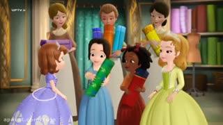 انیمیشن پرنسس سوفیا جشن روز برفی دوبله فارسی